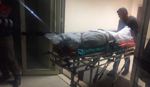 Manavgat'ta erkek cesedi bulundu