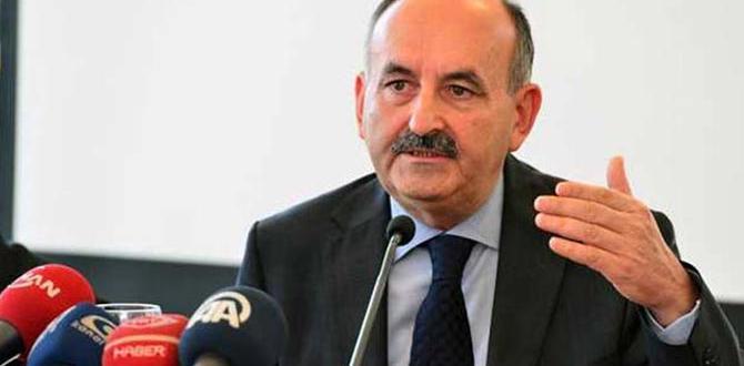 Müezzinoğlu: Kamudan 135 bin 356 FETÖ'cü ihraç edildi