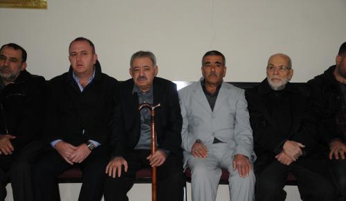 Mardin'de husumetli akrabalar barıştırıldı