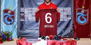 Medjani resmen Trabzonspor'da