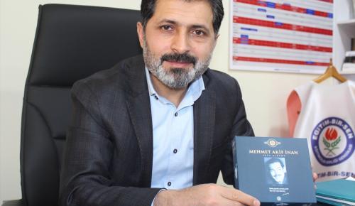 """Mehmet Akif İnan'a """"Vefa"""" albümü"""