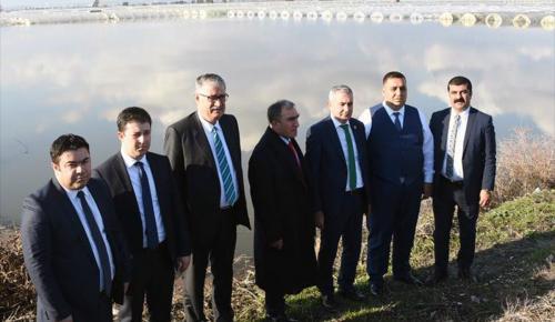 Mersin'deki sel