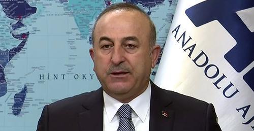 Dışişleri Bakanı Çavuşoğlu'ndan gündeme dair önemli açıklamalar