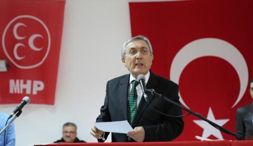 """MHP'nin """"Yeni Anayasa Bilgilendirme Toplantısı"""""""