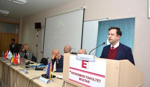 """Mostar'da """"Tüm yönleriyle FETÖ'nün darbe girişimi"""" paneli"""