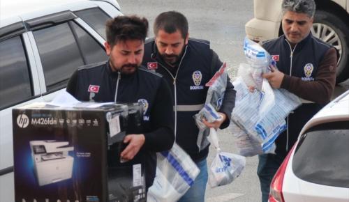 Muğla'da hırsızlıktan 2 kişi tutuklandı