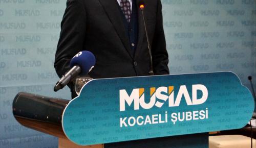 MÜSİAD Genel Başkanı Olpak: