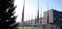 İstanbul'daki terör saldırısı nedeniyle bugün NATO'da bayraklar yarıya indiriliyor