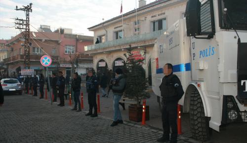 Mardin'in Ömerli Belediyesine kayyum atandı