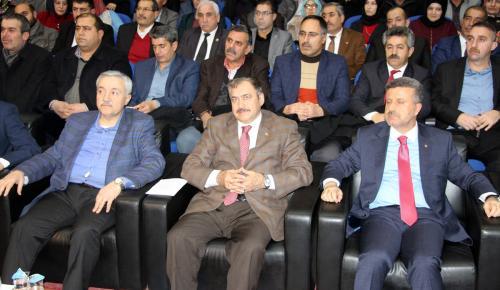 Orman ve Su İşleri Bakanı Eroğlu Elazığ'da