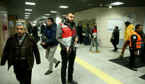 Ortaköy'deki terör saldırısı