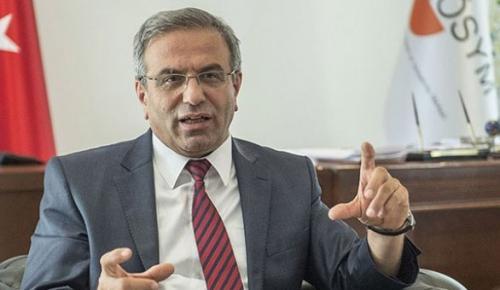 ÖSYM başkanı Ömer Demir'den LYS açıklaması