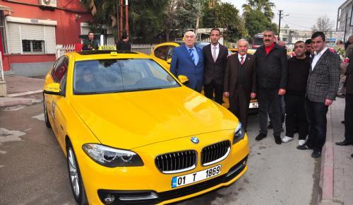"""ÖTV muafiyeti """"lüks taksi"""" hizmeti getirdi"""