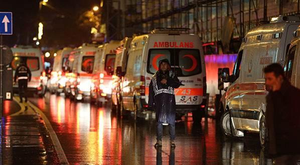 Reina'daki silahlı saldırıya ilişkin İzmir'de 20 kişi gözaltına alındı