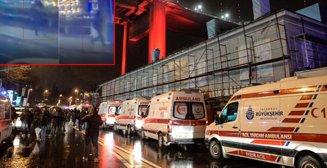 İstanbul Reina'daki terör saldırısına ilişkin 2 kişi tutuklandı