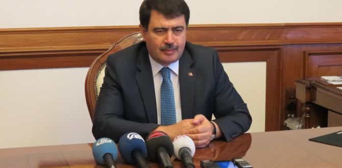 İstanbul Valisi Vasip Şahin açıkladı! Mesai 15.30'a çekildi