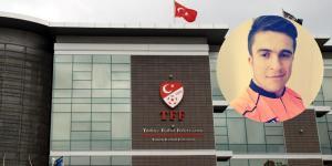 TFF hakem Süleyman Belli'nin lisansı iptal etti
