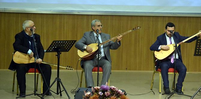 """Safranbolu'da """"Şehitlerimizi Anma Konseri"""""""
