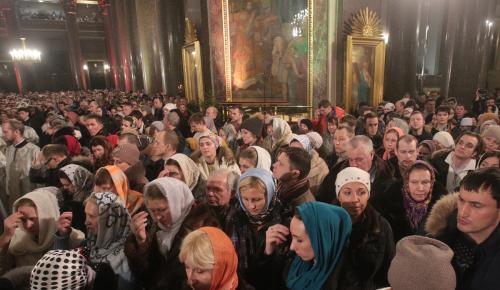 Rusya'da Noel ayini