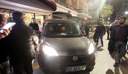Samsun'da lokantada 5 kişiyi rehin aldı