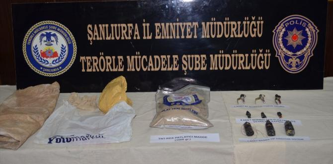 Şanlıurfa'da DEAŞ üyesi canlı bomba yakalandı