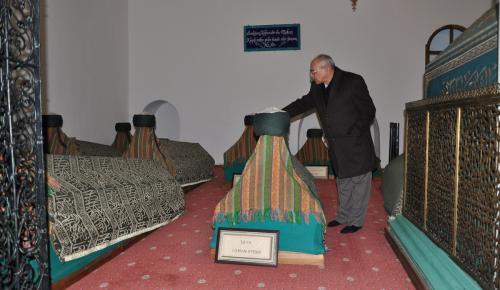 Şeyh Şaban-ı Veli Vakıf Müzesi'ne ziyaretler