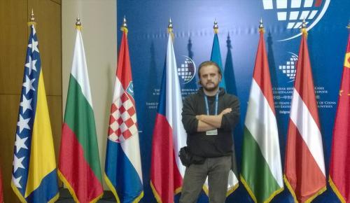 Sırbistan'da AA kameramanına saldırı