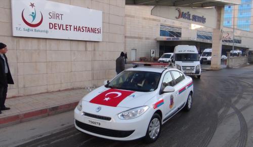 Şırnak'taki terör operasyonu
