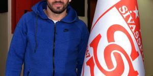 Sivassporlu Gekas, taraftardan destek istedi