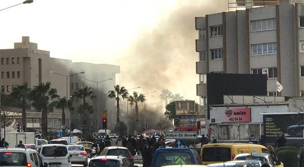 İzmir Adliyesi'ne yapılan saldırıyı PKK'nın uzantısı TAK üstlendi