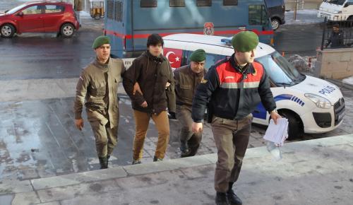 Tekirdağ'da gasp iddiası