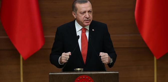 Cumhurbaşkanı Erdoğan 33. Muhtarlar Toplantısı'nda önemli açıklamalarda bulundu