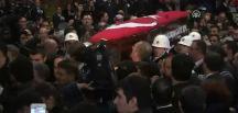 Şehitleri için İzmir Adliye Sarayı'nda tören düzenlendi