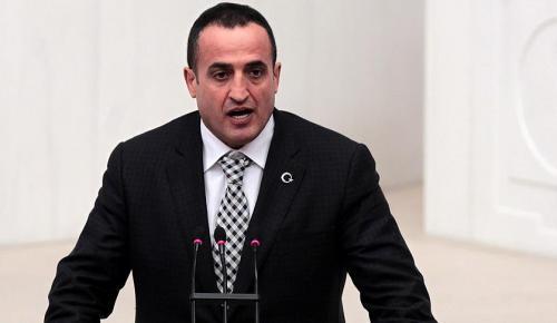 MHP Genel Başkan Yardımcısı Atilla Kaya istifa etti