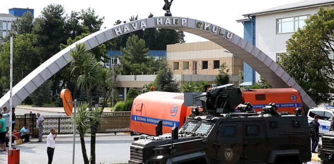 FETÖ'den tutuklu 43 Hava Harp Okulu öğrencisine tahliye kararı çıktı