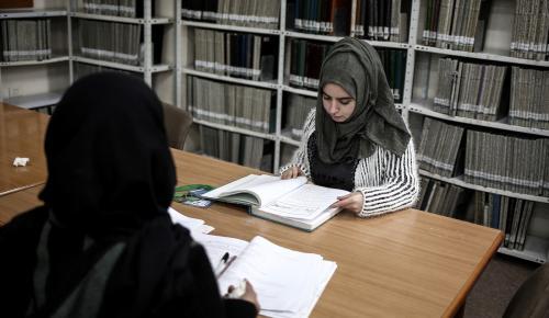 """Türk öğrenci """"çocukluk hayalini Gazze'de"""" gerçekleştiriyor"""