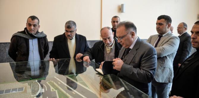 Türkiye'nin Kudüs Başkonsolosu Büyükelçi Türkoğlu Gazze'de