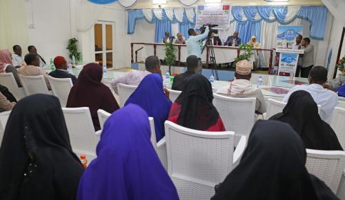 Türkiye'nin Somali'deki eğitime yönelik yatırımları