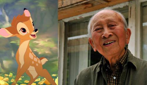 Ünlü çizgi film Bambi'nin çizeri Tyrus Wong öldü
