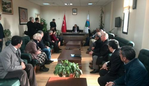 Viranşehir ve Bozova belediyelerine görevlendirme
