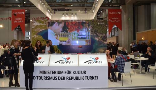 Viyana 2017 Uluslararası Turizm Fuarı