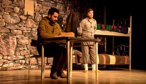 Yüksekova'da tiyatro sevinci