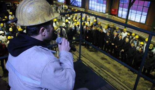 Zonguldak'taki metan gazı faciasının 4'üncü yılı